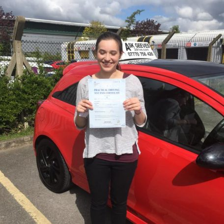 Ask Geeves Driving Lessons Guildford